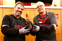 2015 Makers Mark Apron Event Photos
