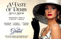 2018 April 18th A Taste of Derby Style Show