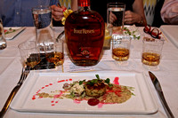 Four Roses Paired Dinner — at Bistro 1860.