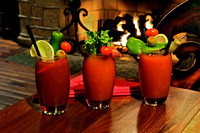 Village Anchor Holiday Bloody Mary's and more
